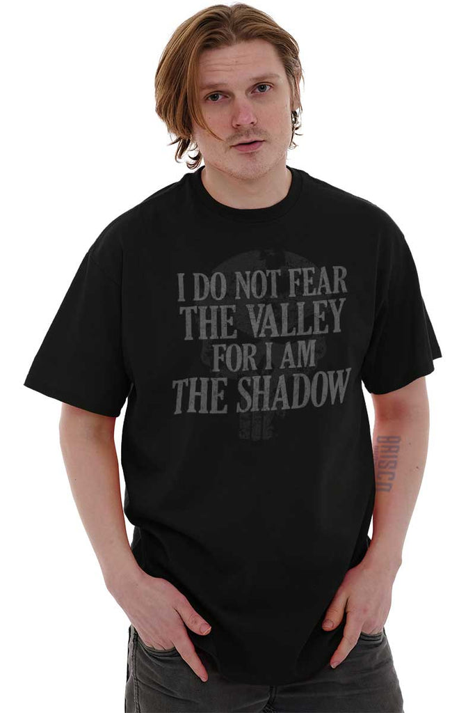 Male_Black1|I Am the Shadow T-Shirt|Tactical Tees