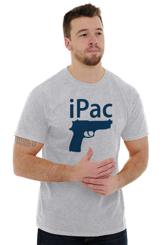 Male_AshGrey1|iPac T-Shirt|Tactical Tees