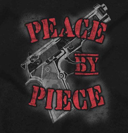 Black2|Peace by Piece Tank Top|Tactical Tees