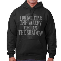 Black|I Am the Shadow Hoodie|Tactical Tees
