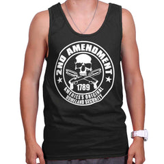 Black| Original Homeland Security Tank Top|Tactical Tees
