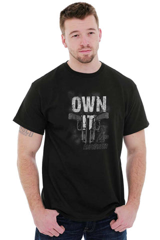 Male_Black1|Own It  AMaledMalet T-Shirt|Tactical Tees