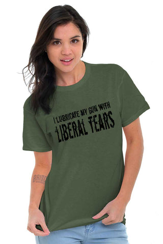 Male_MilitaryGreen1|Liberal Tears T-Shirt|Tactical Tees