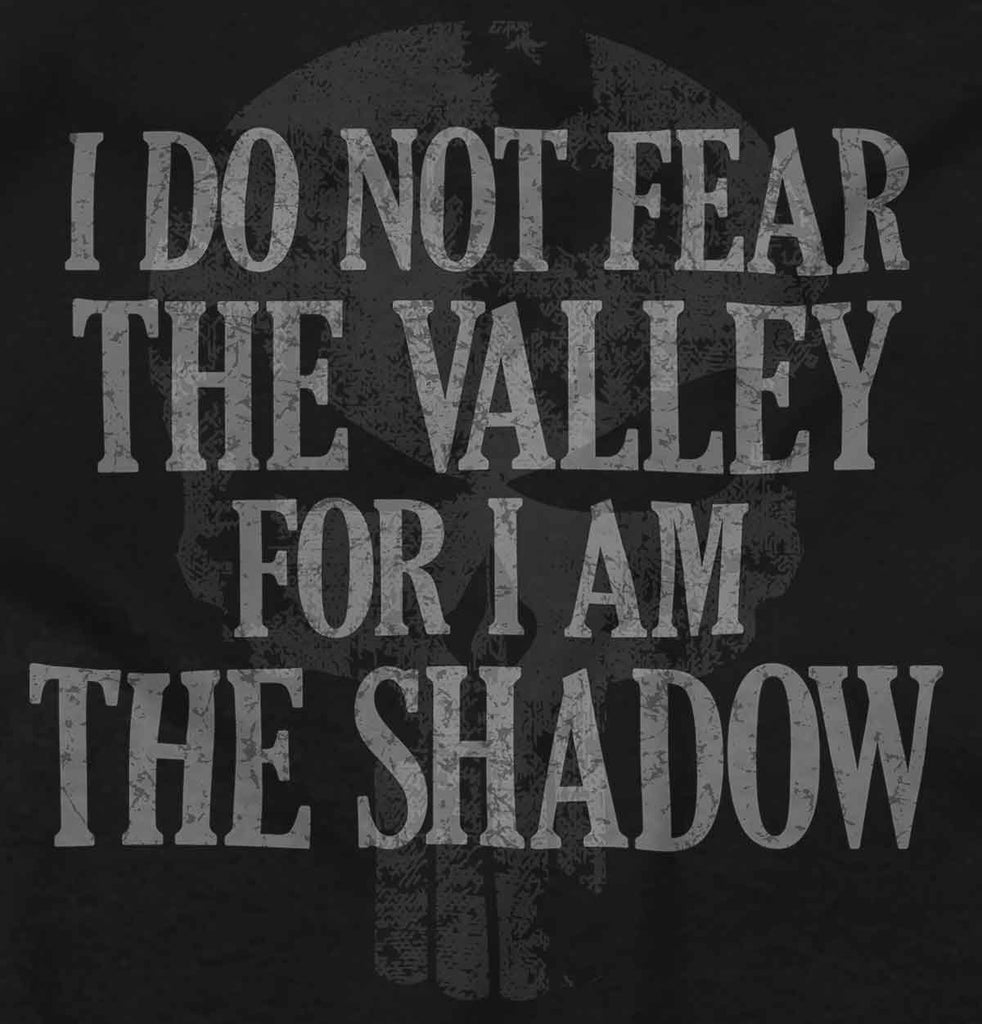 Black2|I Am the Shadow Tank Top|Tactical Tees