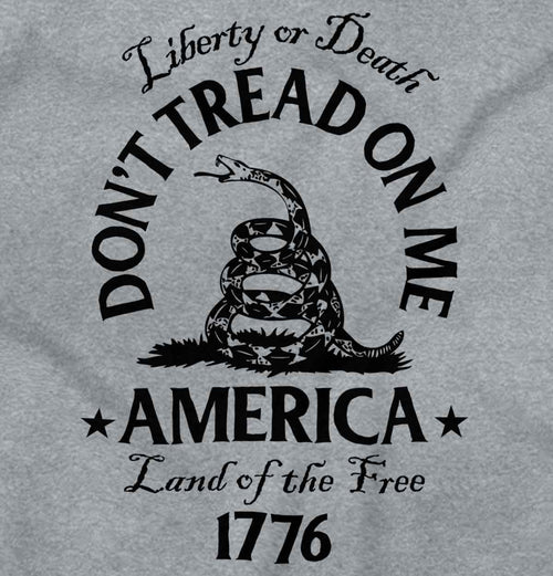 SportGrey2|Dont Tread on Me Zip Hoodie|Tactical Tees