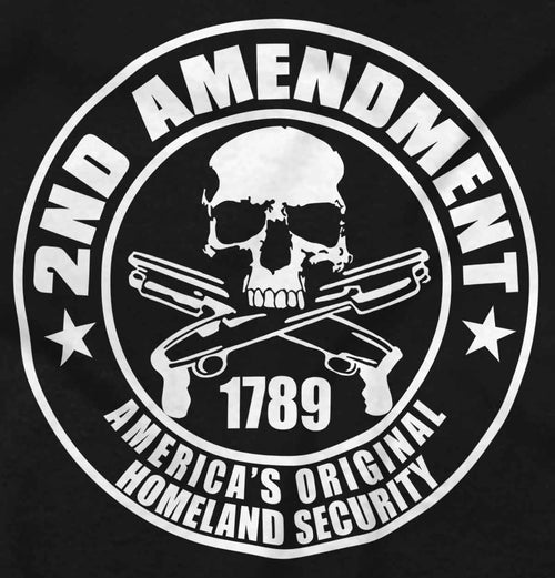 Black2| Original Homeland Security Sleeveless T-Shirt|Tactical Tees