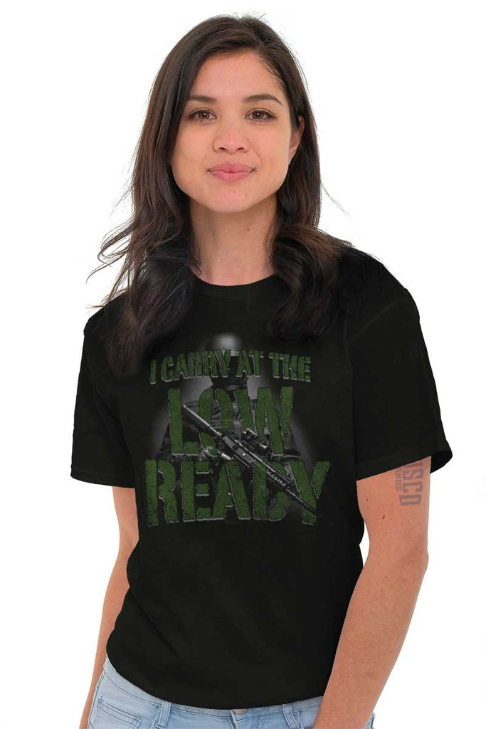 Female_Black2|Low Ready T-Shirt|Tactical Tees