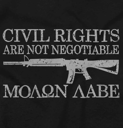 Black|Civil Rights T-Shirt|Tactical Tees
