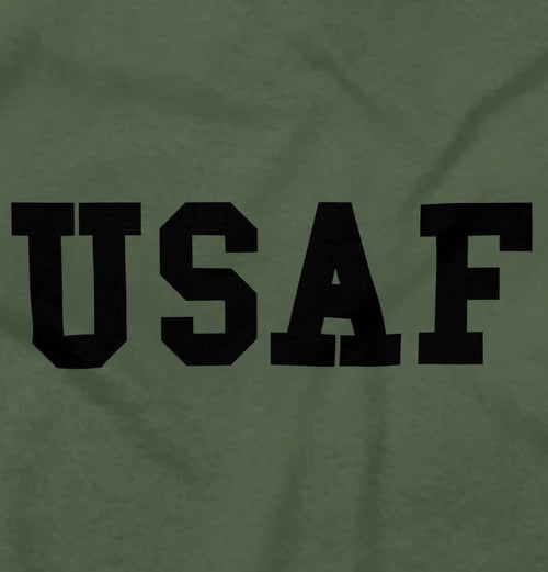 MilitaryGreen|USAF Logo T-Shirt|Tactical Tees