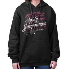 Black|Gunpowder Hoodie|Tactical Tees
