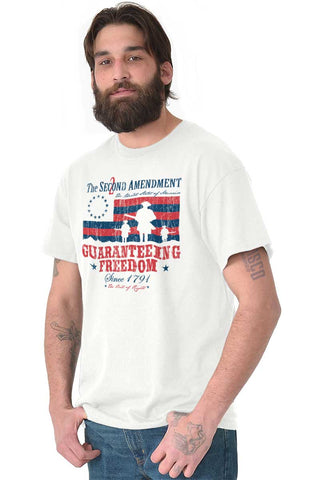 Male_White1|Guaranteeing Freedom T-Shirt|Tactical Tees