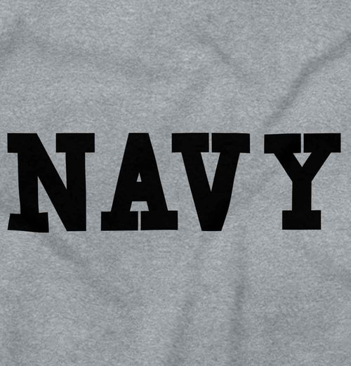 SportGrey|Navy Logo T-Shirt|Tactical Tees