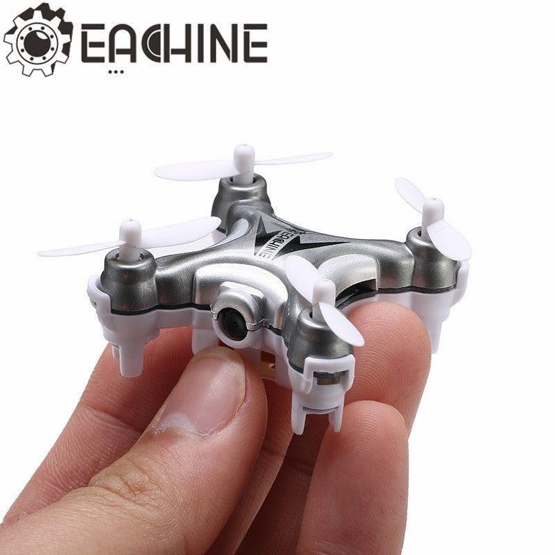 Eachine E10C Mini 2.4G 4Ch 6 Axis Rc Quadcopter With 2Mp Camera