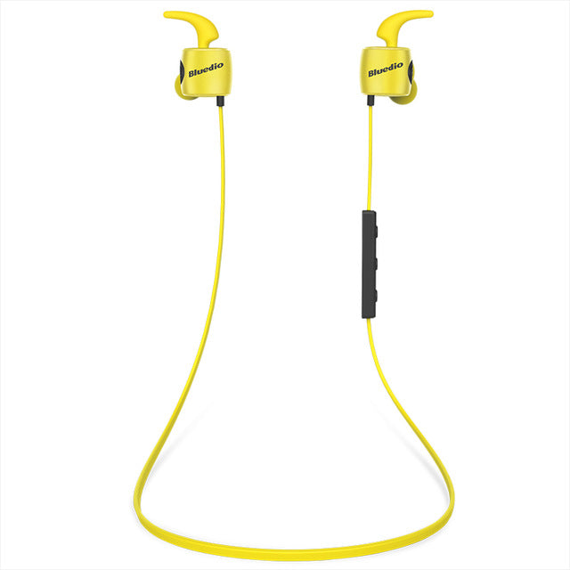 Bluedio Te Sports Bluetooth Headset/wireless Headphone In-Ear Earbuds Yellow / United States