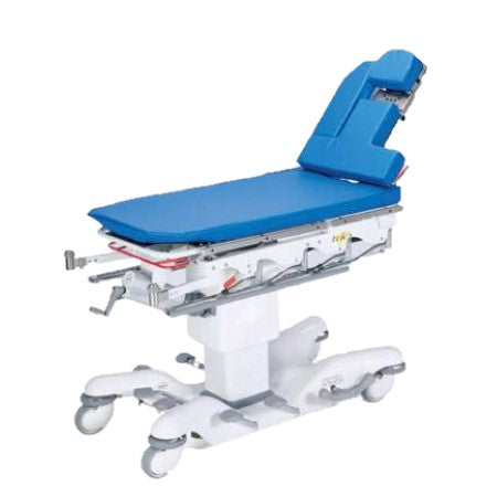 Stryker 1033 Trio Surgical Stretcher Gurney Bed