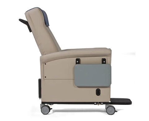 Champion Ascent XL Bariatric Manual Recliner XL/Transporter - New