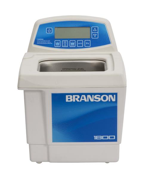 Branson 1800 120V 1/2 Gallon Ultrasonic Baths - New