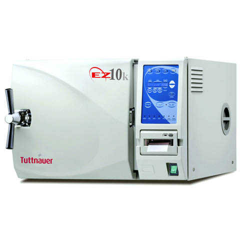 Tuttnauer EZ10K Fully Automatic Kwiklave Autoclave - New