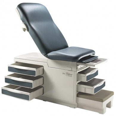 Midmark / Ritter 204 Manual Exam Table - Refurbished