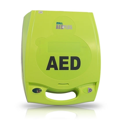 Zoll AED Plus Automated External Defibrillator