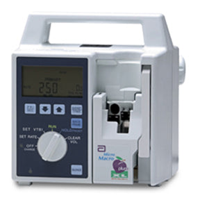 Abbott Plum XL Dual-Line Infusion Pump