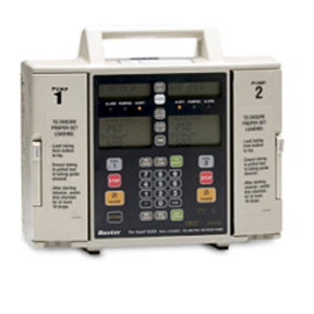 Baxter 6301 Dual-Channel Infusion Pump