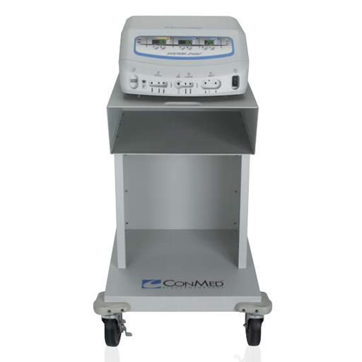 conmed system 2450 electrosurgical unit