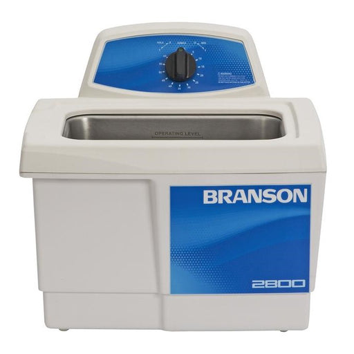 Branson 2800 120V 3/4 Gallon Ultrasonic Bath - New