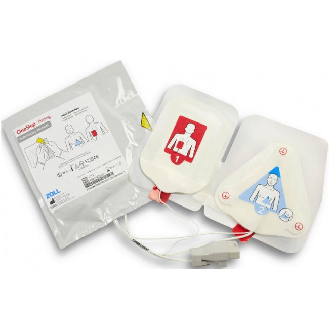 Zoll OneStep Pacing Resuscitation Electrodes