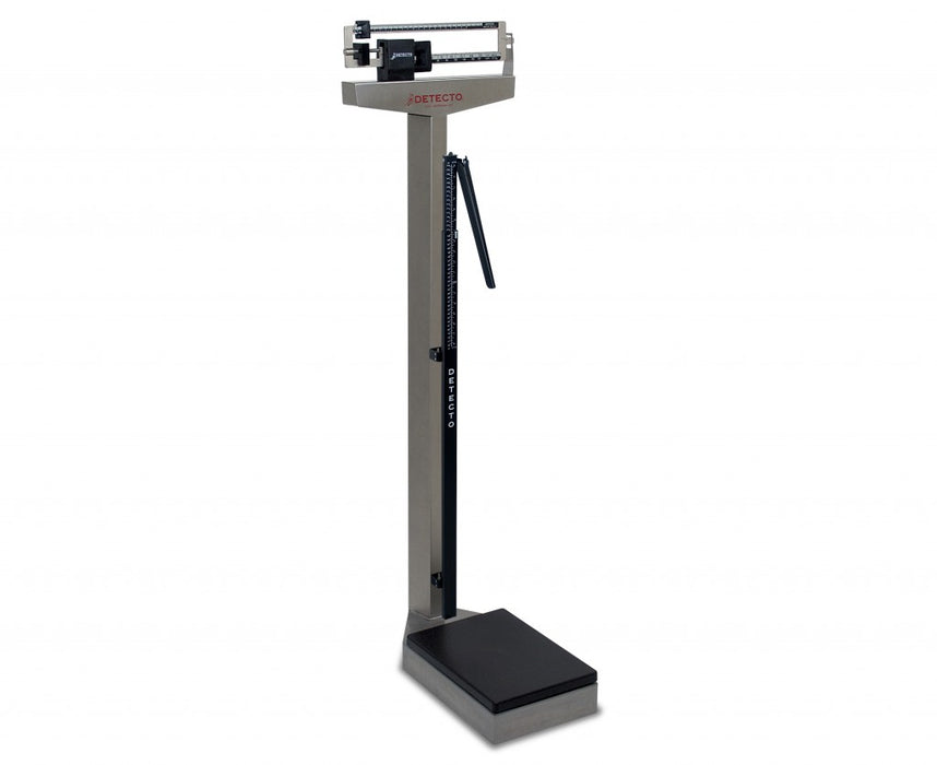 Detecto Weigh Beam Stainless Scale - New