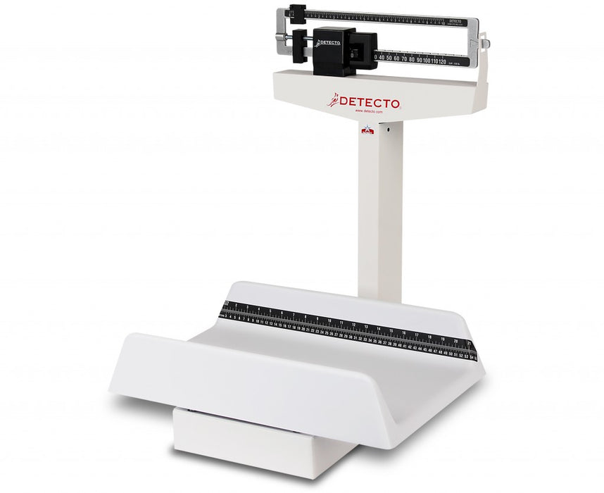 Detecto 450 Series Weigh Beam Pediatric Scale