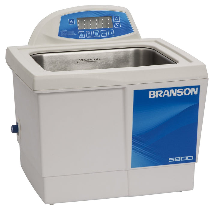 Branson 5800 120V 2-1/2 Gallon Ultrasonic Bath - New