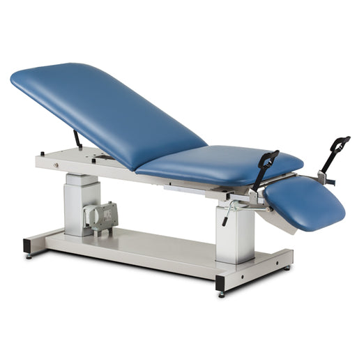 Clinton 80069 Ultrasound Table with Stirrups