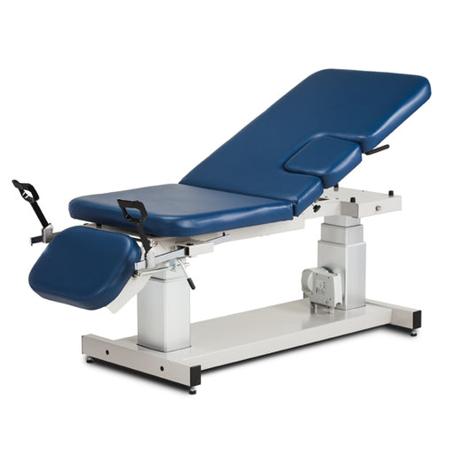 Clinton 80079 Imaging Table with Stirrups, Drop Window
