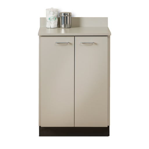 Clinton 8024 Base Cabinet with 2 Doors