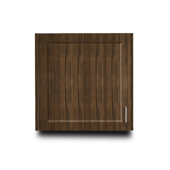 "Clinton 8324 Fashion Finish 24"" Wall Cabinet with 1 Door"