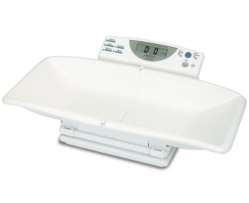 Detecto 8440 Pediatric Digital Scale