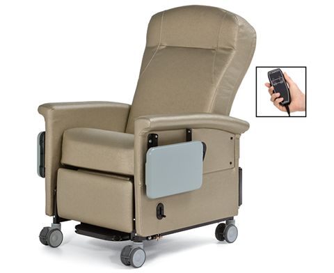 Champion Ascent II Power Recliner/Transporter - New