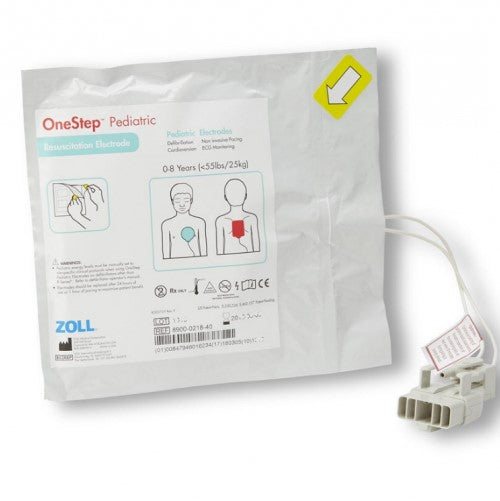 Zoll OneStep Pediatric Resuscitation Electrodes