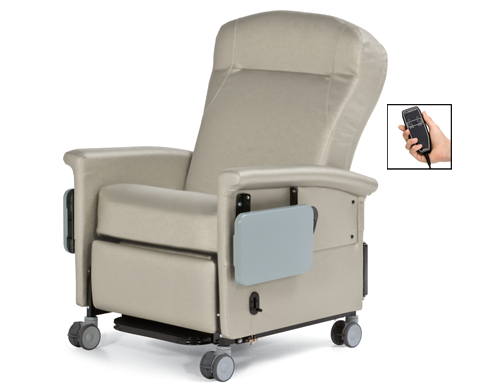 Champion Ascent II XL Power Bariatric Recliner/Transporter - New