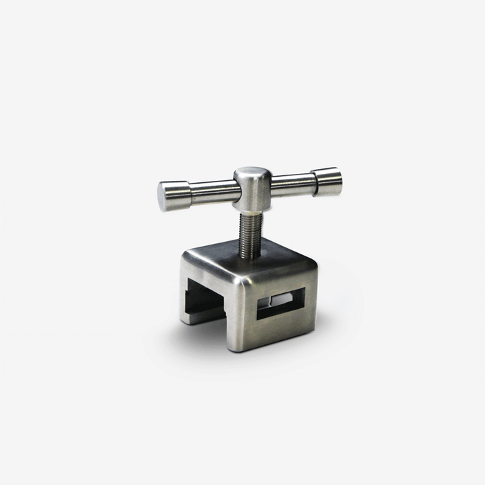 Stainless Steel Straight Bar Accessory Clamp CL-1100