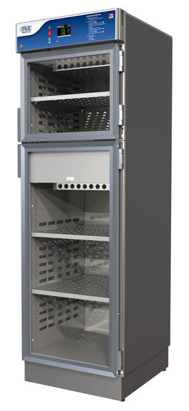 Mac Medical Touch-Screen Dual Chamber Warming Cabinets