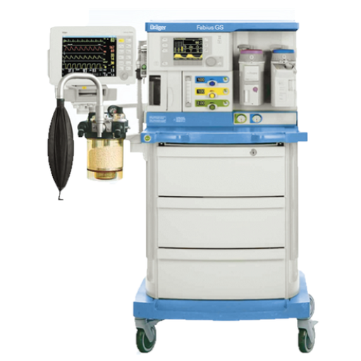 Drager Fabius GS Anesthesia System