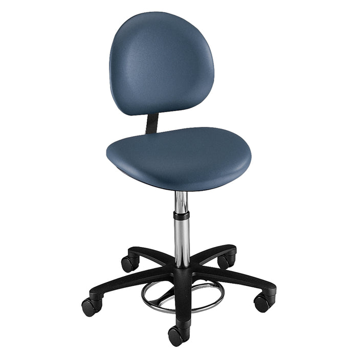 Brewer Foot-Operated Surgeon Stool - New