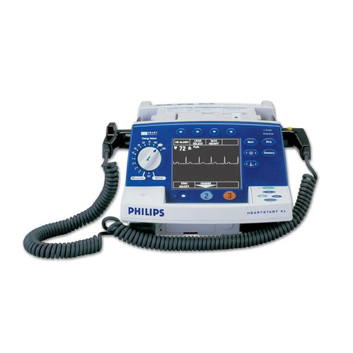 Philips HeartStart XL Defibrillator - Refurbished