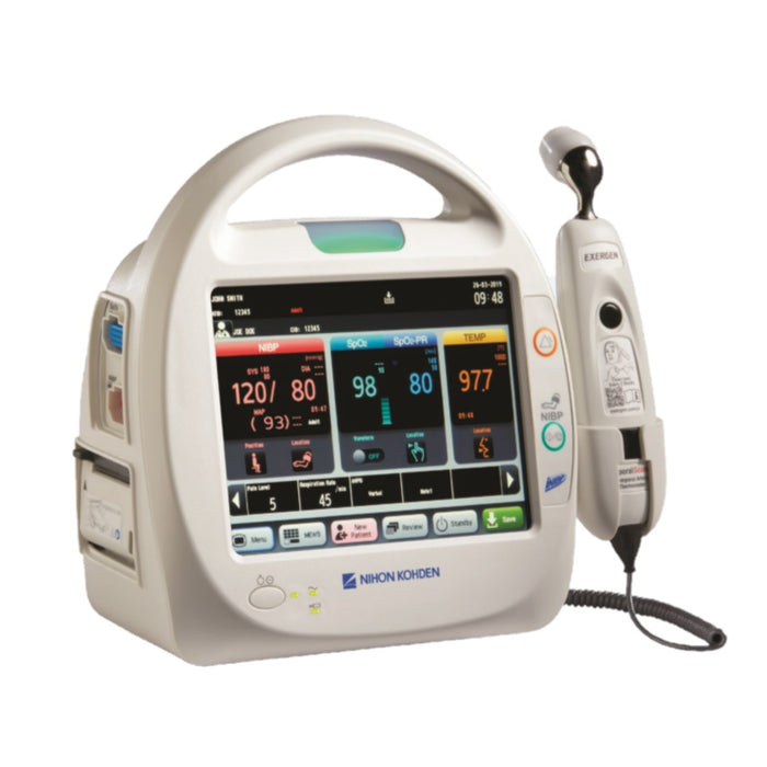 Nihon Kohden SVM-7200 Vital Signs Patient Monitor