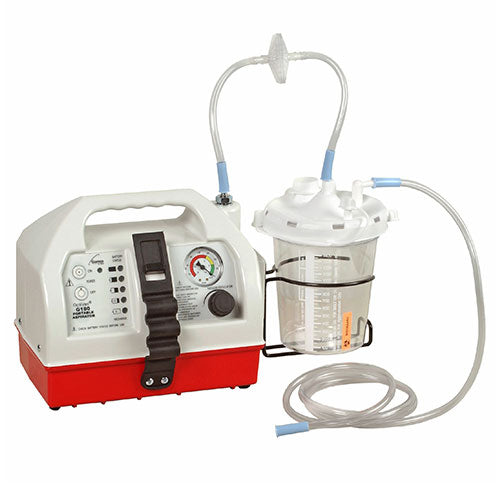 Gomco G180 OptiVac AC/DC Portable Aspirator - Refurbished