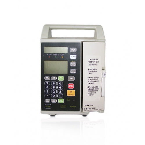 Baxter 6201 Single-Channel Infusion Pump