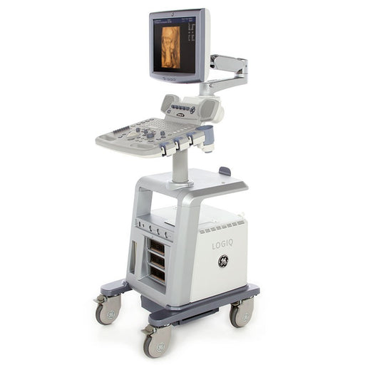 GE Logiq P5 Ultrasound System - Refurbished