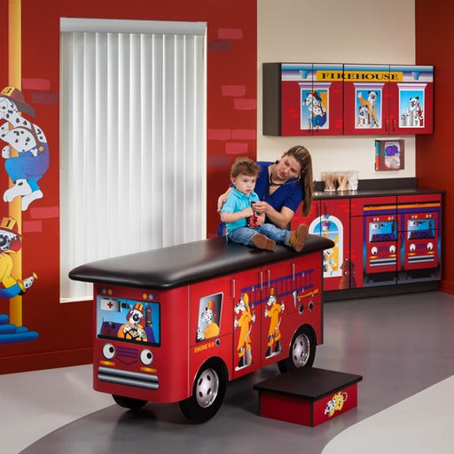 Clinton 7030-X Engine K-9 Complete Pediatric Room - New